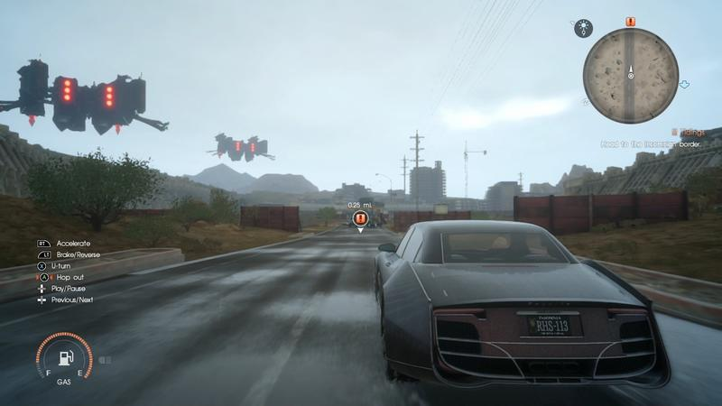The best songs to play on Final Fantasy XV's car radio