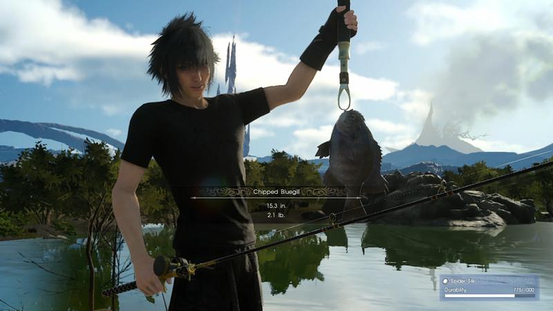Final Fantasy XV gets Game of the Year from two huge names