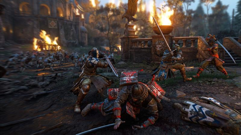 Unlock everything in For Honor? That'll be $732 or 2 5 years