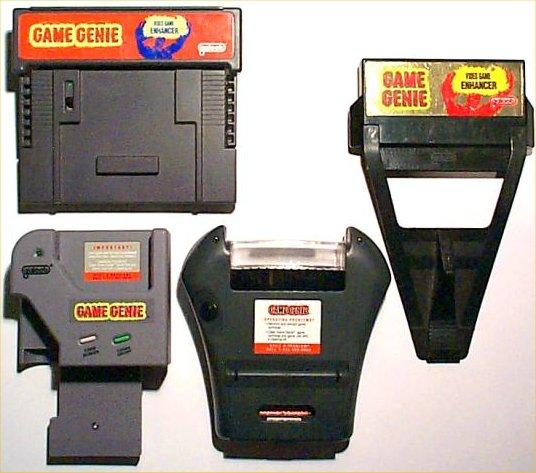 What is Game Genie, and would it be an acceptable practice today