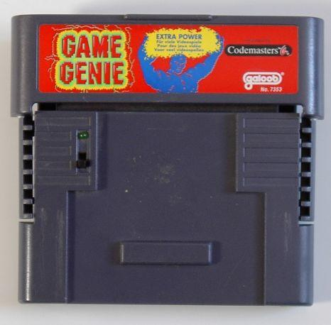 What is Game Genie, and would it be an acceptable practice today ...