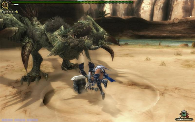 Monster Hunter Frontier Z confirmed for a PlayStation 4