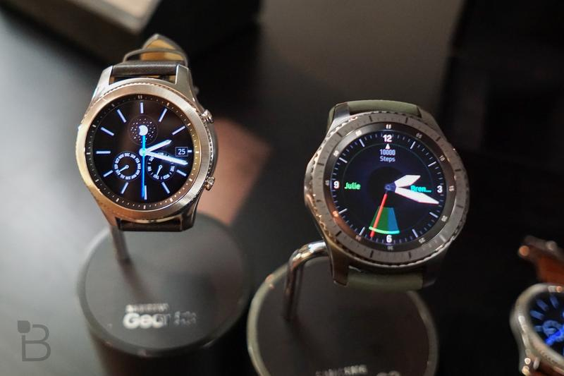You can now enjoy Spotify offline on the Samsung Gear S3 | TechnoBuffalo