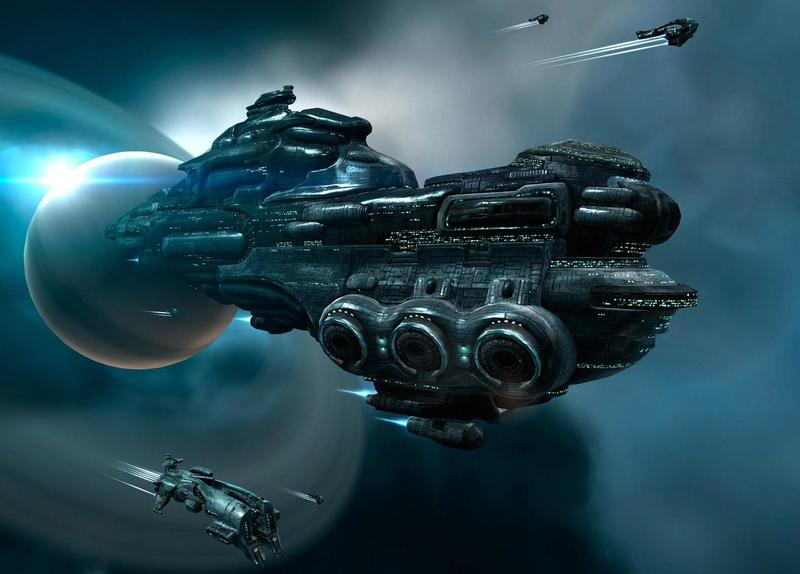 EVE Online is going free-to-play in November | TechnoBuffalo