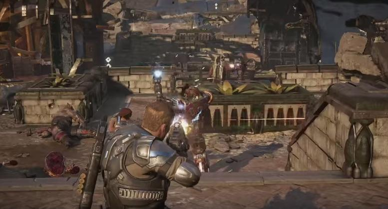 Gears Of War 4 Horde Mode Hands On Different But Still Awesome
