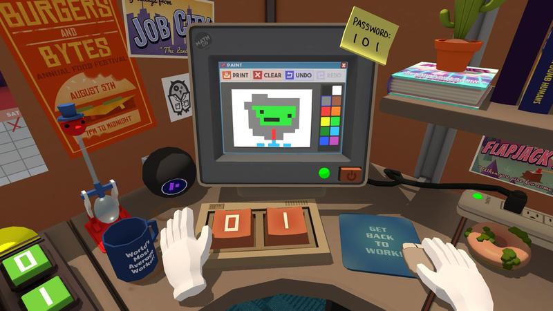 Job Simulator review: One of the best games to show off VR