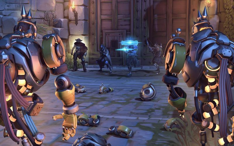 27fa986fb330 Overwatch fans set on wild goose chase for Easter Egg