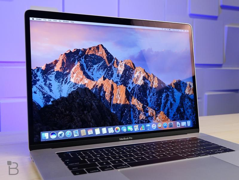 MacBook Pro with Touch Bar graphics problems said to get fix