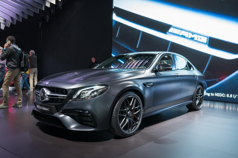 First Look 2018 Mercedes Amg E63s Edition 1 Debuts With 603 Horse Techuffalo