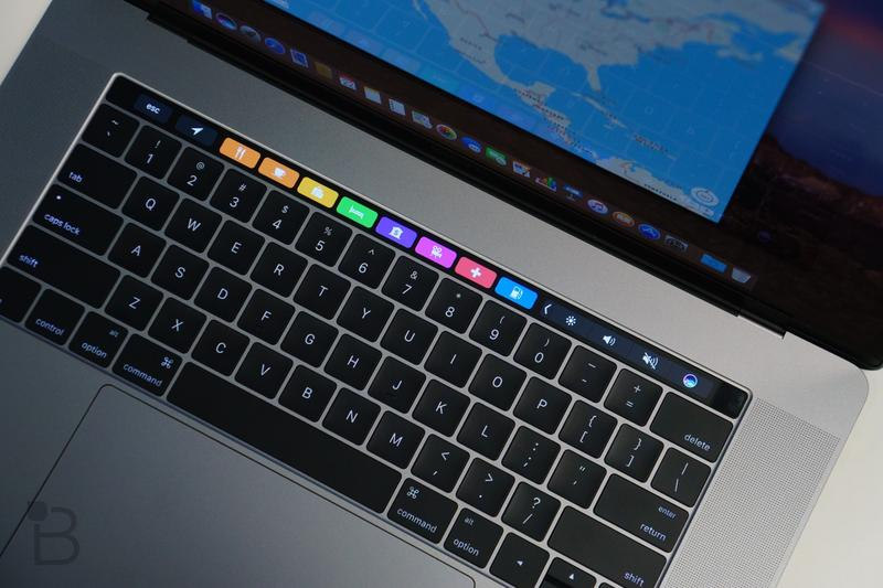 macbook pro with touch bar review part gimmick part future technobuffalo