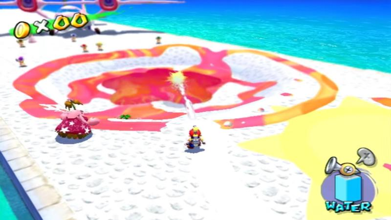 Super Mario Sunshine Is My Favorite Mario Game For This Weird Reason