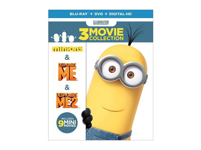 Amazon discounts Despicable Me, kids bikes and more for today only