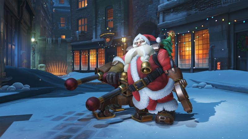 Overwatch Christmas.Overwatch On Sale From Blizzard For Christmas Technobuffalo