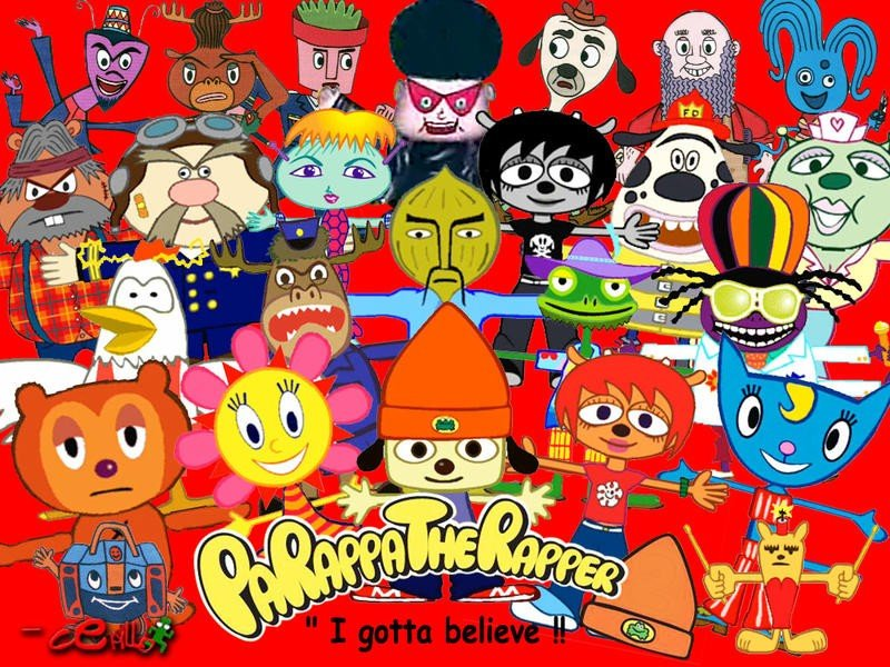 1b382683150 Celebrate 20 years of PaRappa the Rapper with his greatest hits ...