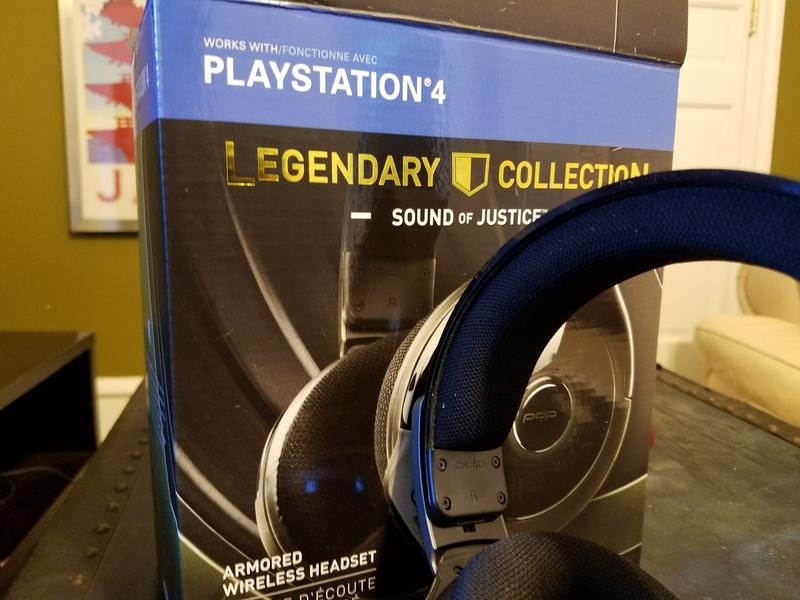 Two PS4 headsets with some premium features and amazing