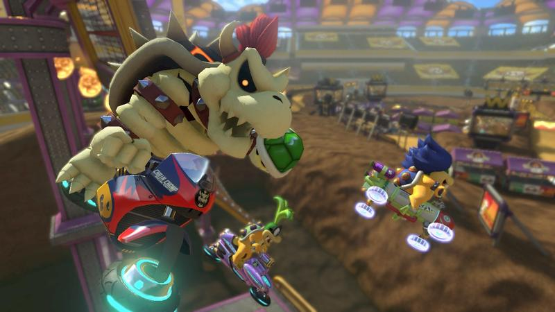 Here are Mario Kart 8 Deluxe's biggest and best changes