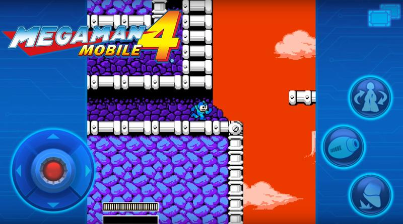 Don't buy the new Mega Man games on Android or iOS, they're