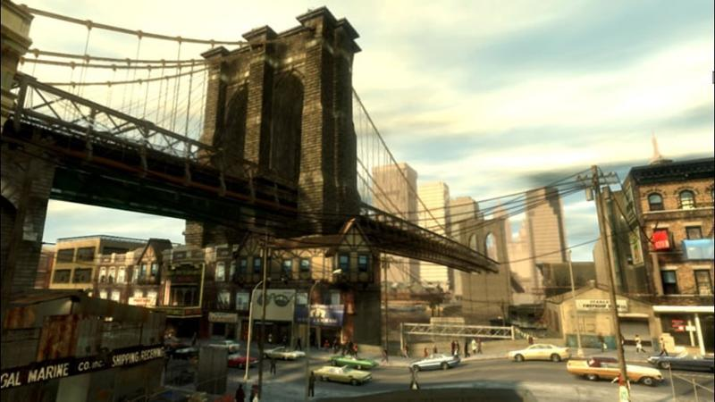 Grand Theft Auto IV runs faster on Xbox One, but that's not