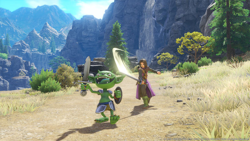 Dragon Quest XI shows up during E3 with a hilarious new Puff