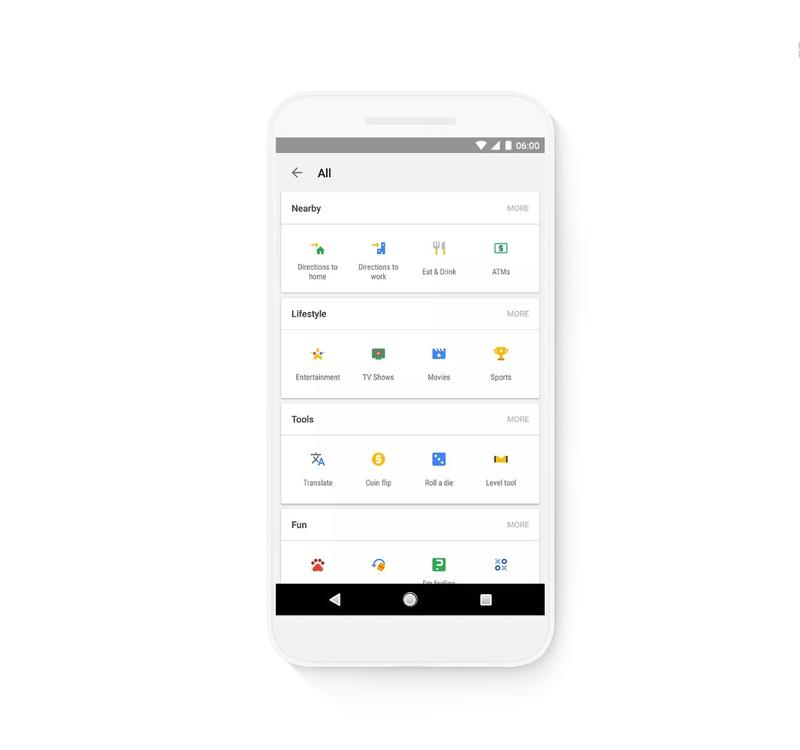 Google updates Search app with a new web app launcher
