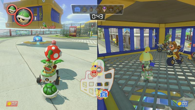 Here Are Mario Kart 8 Deluxe S Biggest And Best Changes