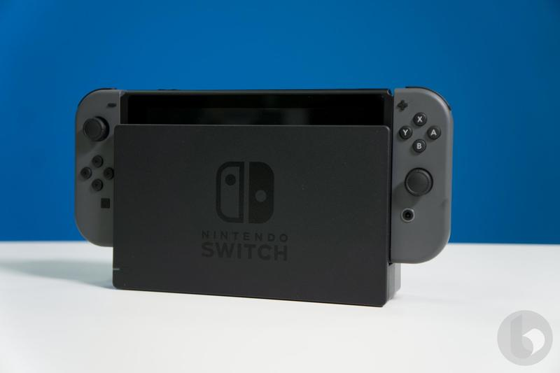 Nintendo switch serial number