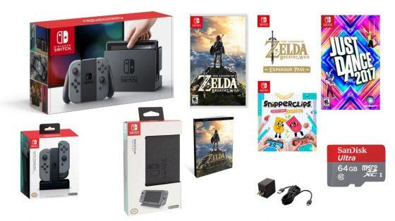 GameStop goes a bit overboard with this $599 Nintendo ...