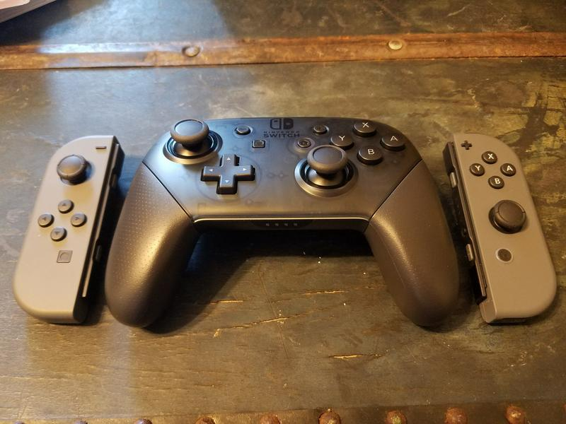 Nintendo Switch update helps you find lost controllers