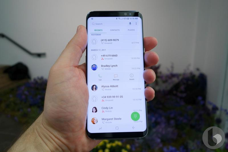 Bixby can be installed on any Samsung Galaxy running Nougat