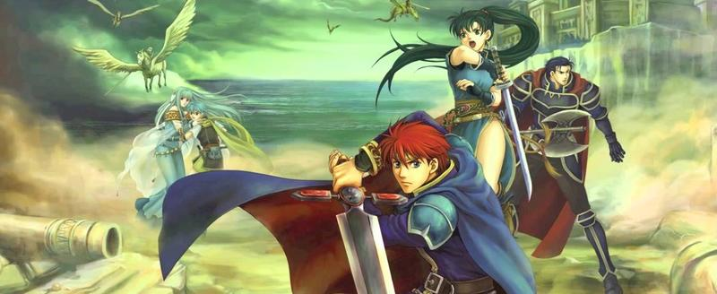 Five Best Characters In Fire Emblem The Blazing Blade Technobuffalo