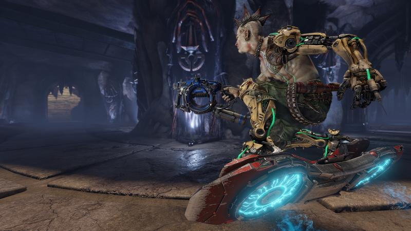 Reclaiming the 90s FPS part 1: Quake Champions - Preview