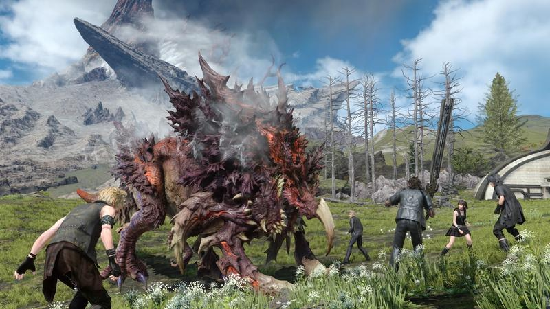Final Fantasy XV will, sadly, not be the largest PC game