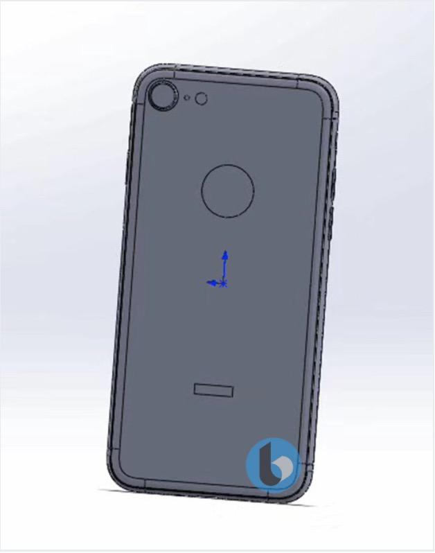 exclusive iphone 7s and iphone 7s plus dimensions leaked. Black Bedroom Furniture Sets. Home Design Ideas