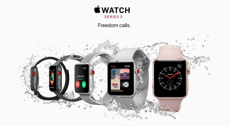 d4a0f8218 The pricing for the Apple Watch Series 3 might be different than what  you re familiar with. T-Mobile usually has wearables priced as a  5 per  month add-on