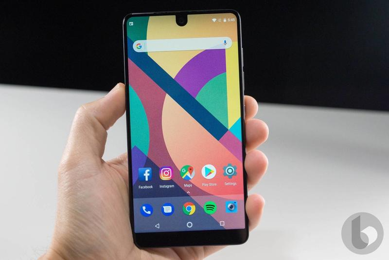 Essential Phone Owners Can Already Download Android Pie | TechnoBuffalo