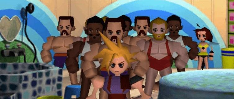 Six Most Awkward Final Fantasy Vii Scenes The Remake Might