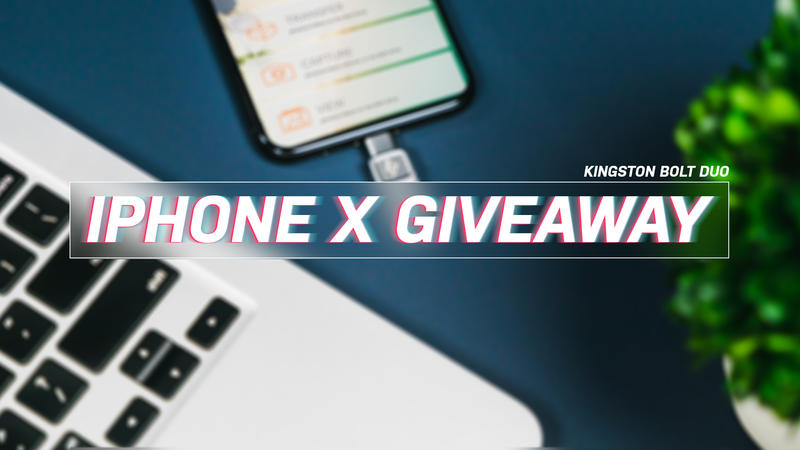 Giveaway: Enter to win Apple's brand new iPhone X! | TechnoBuffalo