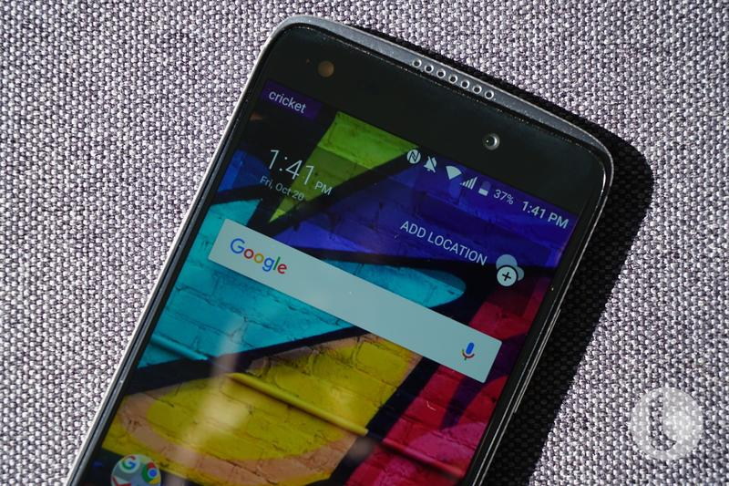 Cricket Wireless customers can't go wrong with Alcatel's Idol 5