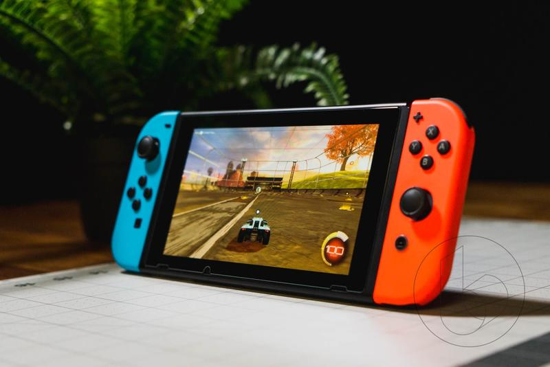 Nintendo is working on a smaller and cheaper Switch console