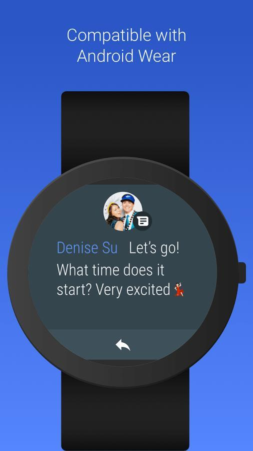 Just give me iMessage-like texting for Android already