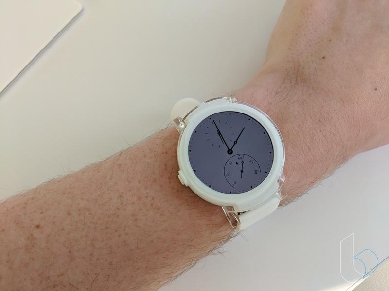Ticwatch E review: Simple and cheap, which seems good enough