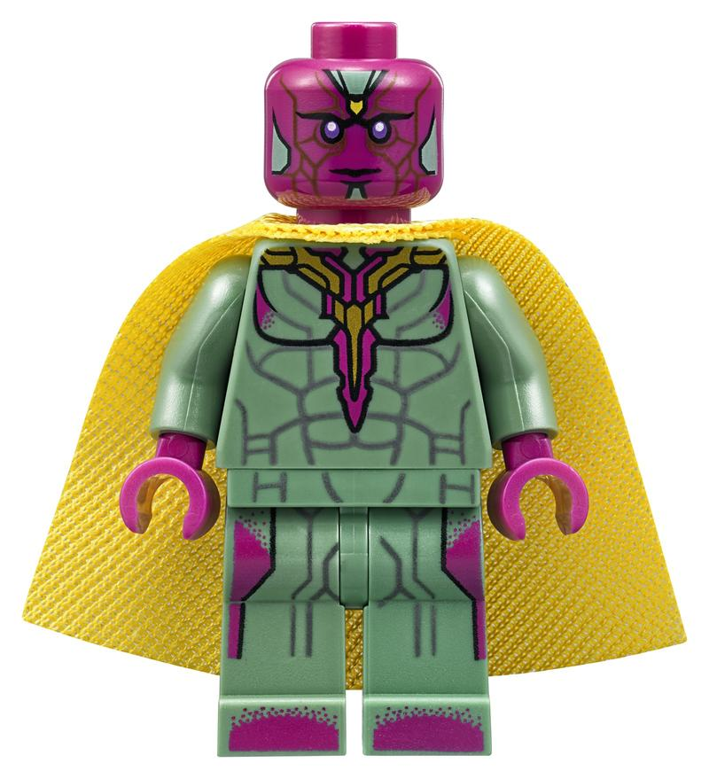LEGO launches into Avengers: Infinity War with new sets ...