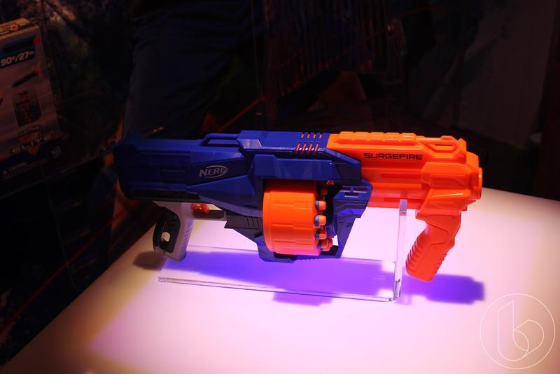 NERF at Toy Fair 2018 – Reloading just got way easier | TechnoBuffalo