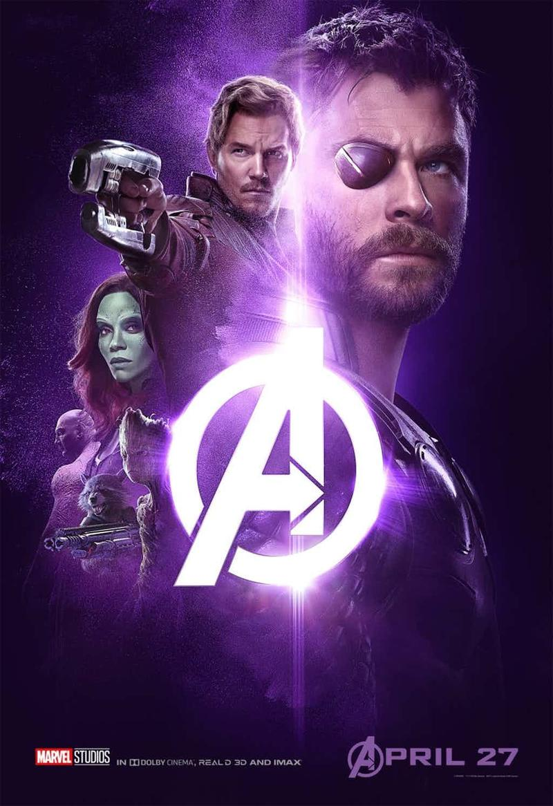 Avengers Infinity War Colorful New Posters Split Our Heroes Into