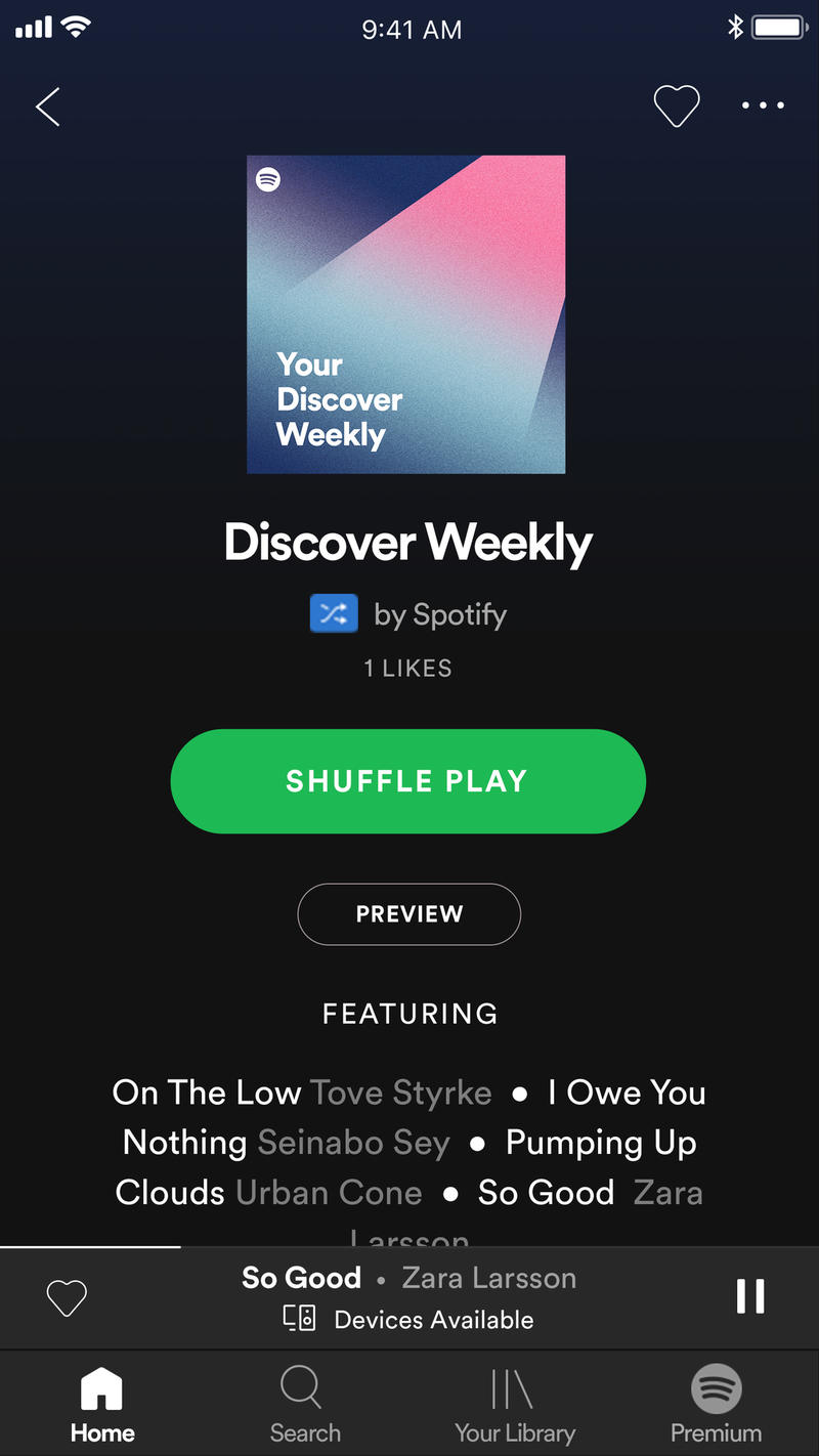Spotify relaunches free tier with on-demand playlists | TechnoBuffalo