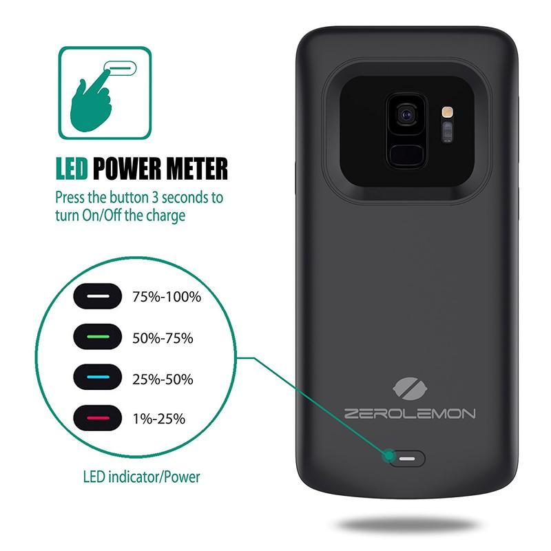 new styles d89f0 88e99 Best Galaxy S9 battery cases | TechnoBuffalo