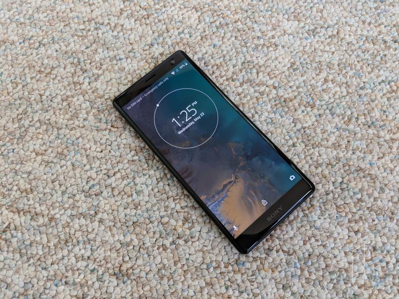 Sony Xperia XZ2 review: Modern touches, yet thick like a