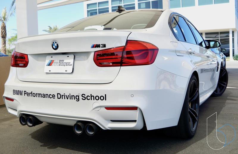 BMW Performance Driving School >> I Drove 130mph In An M3 At Bmw S Performance Driving School