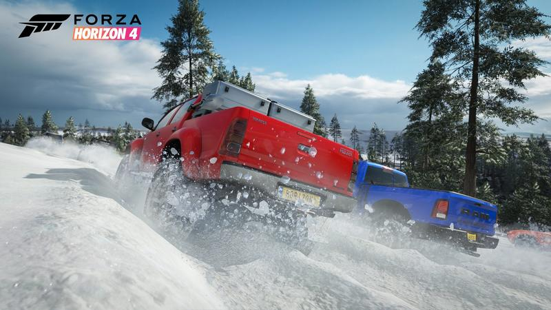 Hands-On: Forza Horizon 4 wants you to play online, but without the