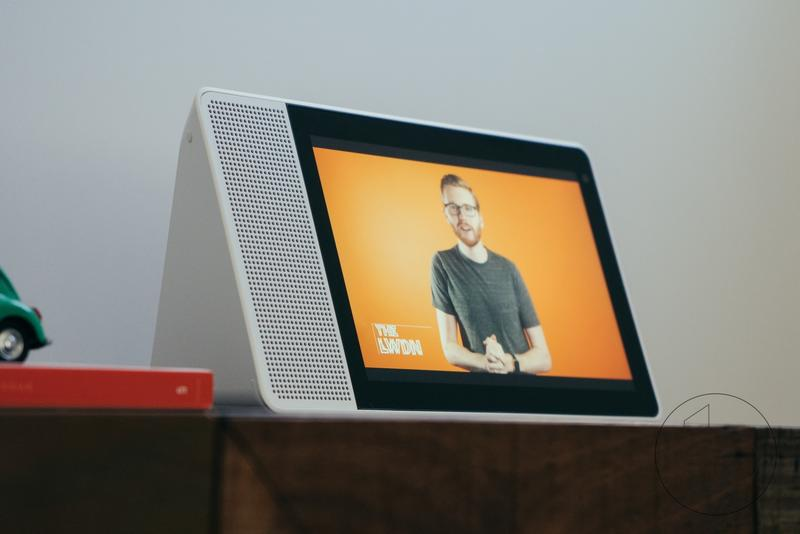 Lenovo Smart Display is Getting the Google Home Hub's Best Features